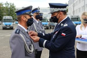Obchody Święta Policji w Komendzie Wojewódzkiej Policji w Poznaniu